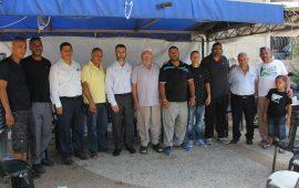 'الوفاء والإصلاح' يعزّي ذوي الشاب مهدي سعدي في يافا