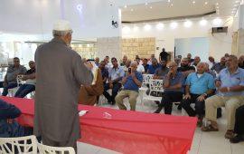 """برعاية لجنة مكافحة العنف في """"المتابعة""""… مواصلة تشكيل """"لجان افشاء السلام"""" في البلدات العربية بالداخل الفلسطيني"""