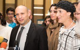 وزيران في حكومة نتنياهو يكشفان عن خطة للحد من صلاحيات المحكمة العليا الاسرائيلية