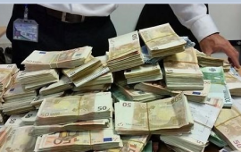 اعتقال اسرائيلي على حدود النمسا بحوزته 26 مليون يورو