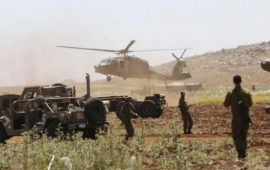 الجيش الإسرائيلي يختتم أضخم مناورات تحاكي حربا في الشمال