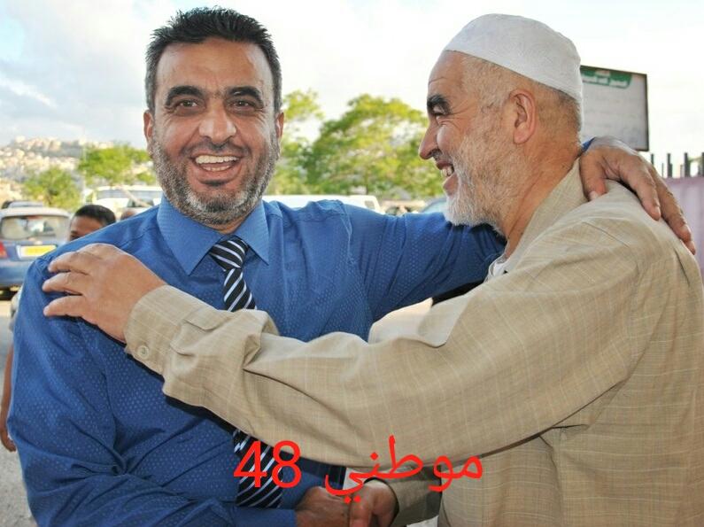 الشيخ رائد صلاح يستقبل نبأ وفاة الأستاذ عبد الحكيم مفيد بالحزن والصدمة ويعزي به