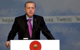 أردوغان يشير إلى سيناريو يستهدف القضاء على وحدة العالم الإسلامي