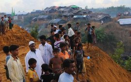 رئيس البعثة الدولية في ميانمار: الحكومة لم تسمح لنا بدخول أراكان