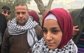 الاحتلال يفرج عن أصغر أسيرة فلسطينية