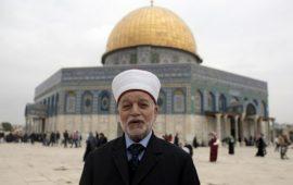 المفتي العام يحذر من التداعيات الخطيرة لنقل السفارة الأميركية إلى القدس