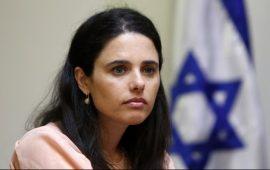 """شكيد: يجب المحافظة على أغلبية يهودية حتى لو كان على حساب """"حقوق الانسان"""""""