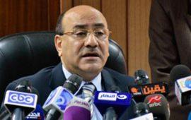 """الأمن المصري يعتقل هشام جنينة.. والسبب """"وثائق عنان"""""""
