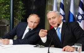 صحيفة روسية ترجح علم موسكو بالضربات الإسرائيلية على سورية