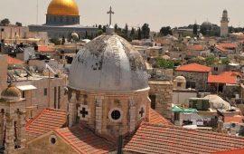 الاحتلال يحجز أملاك بطريركية الروم الأرثوذكس بالقدس