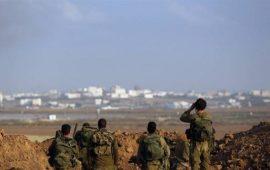 إيزنكوت: احتمالات الحرب مع غزة في تصاعد
