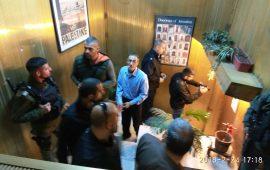مخابرات الاحتلال تمنع فعالية للصحفيين في القدس