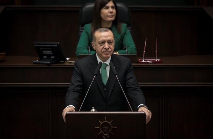 أردوغان لأمريكا: أسدل الستار على مسرحية داعش بسوريا والعراق