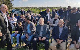 اجتماع شعبي في الروحة تصديا لمخطط الكهرباء