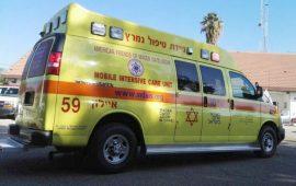مصرع فتاة بحادث دهس في تل السبع