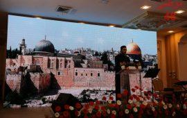 """يعقد الجمعة 23 الجاري: هيئات شعبية وأهلية تنظم مهرجان """" القدس لنا.. والأقصى لنا"""""""