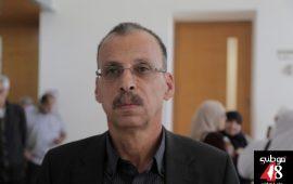 عوض عبد الفتاح: لن أشارك في التصويت في الحملة الانتخابية القادمة للكنيست