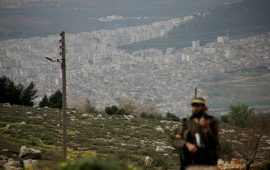 """""""غصن الزيتون"""" تسيطر على قرى جديدة وتصل مشارف عفرين"""