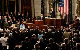 قانون أمريكي لتجريم مقاطعة المؤسسة الاسرائيلية