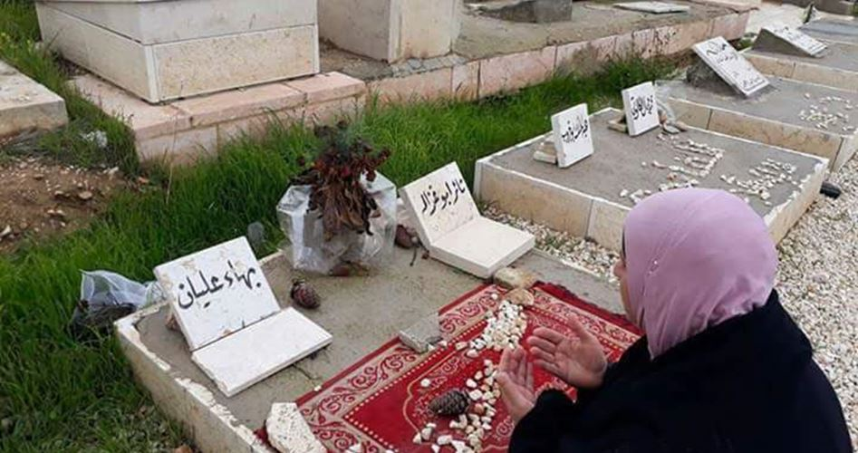 """قوة من الاحتلال تقتحم مقبرة """"المجاهدين"""" في القدس"""
