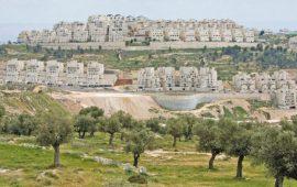 حي استيطاني جديد شمال القدس