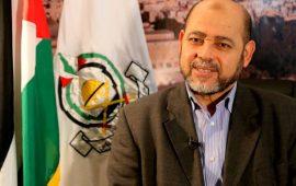 أبو مرزوق يحدد متطلبات للشراكة السياسية الفلسطينية