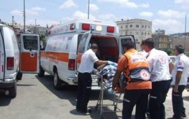 دهس طفلة في القدس وحالتها خطيرة