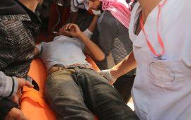 مركز حقوقي يدعو سلطات الاحتلال للسماح لجرحى غزة بالوصول لمشافي الضفة فورًا