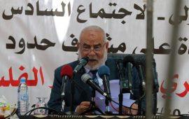 """جلسة لـ""""التشريعيّ"""" على حدود غزة إحياءً لـ""""يوم الأسير"""""""