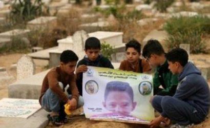 عائلة الطفل الشهيد محمد أيوب تطالب بمحاكمة نتنياهو