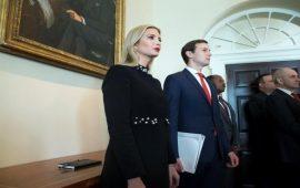صحيفة إسرائيلية: إيفانكا ترامب وكوشنر سيشاركان في حفل نقل السفارة الأميركية للقدس