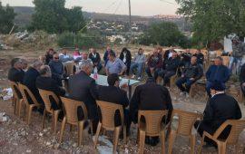 """""""المتابعة"""" تتضامن مع عائلات المنزلين المهدومين في """"أبو غوش"""""""