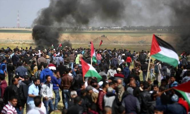 عدالة والميزان يلتمسان لمنع الاحتلال من استخدام الرصاص الحي بغزة