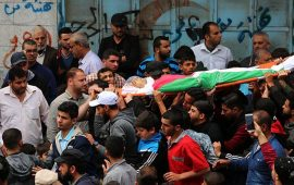 الكشف عن هوية 3 فلسطينيين قتلهم الاحتلال الليلة الماضية شرق غزة