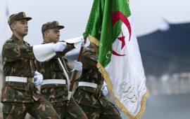 257 قتيلا منهم 26 من البوليساريو بتحطم طائرة بالجزائر