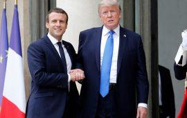 تأهب فرنسي لضرب سوريا وحاملة طائرات أمريكية للمتوسط