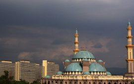 """توأمة بين المسجد الأقصى ومسجد """"ولاية"""" بماليزيا"""