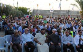 كفر قرع: دعوة الإصلاح والتجديد تحيي ذكرى الإسراء والمعراج في احتفال مهيب
