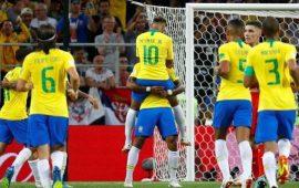 منتخبا البرازيل وسويسرا يلتحقان بالدور الثاني
