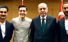 هل سيتخلى منتخب ألمانيا عن أوزيل بسبب صورته مع الرئيس التركي أردوغان؟!
