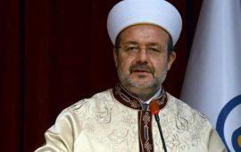 """تحريض إسرائيلي على مسؤول """"الشؤون الدينية"""" في تركيا"""