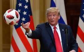 فايننشال تايمز: هذه ركائز عقيدة ترامب المتطرفة والخطيرة