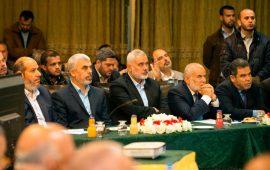 حماس تكشف تفاصيل المقترح المصري للمصالحة مع فتح
