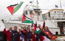 سفن كسر الحصار تبحر من إيطاليا نحو قطاع غزة غداً