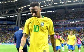 البرازيل تودع المونديال بعد هزيمتها أمام بلجيكا