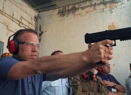 إردان يهاجم الشرطة الإسرائيلية ويحرض على أهالي أم الفحم