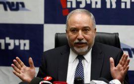 ليبيرمان مهددا: لا مفر من جولة قتال جديدة مع غزة