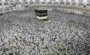 حجاج بيت الله الحرام يتوافدون الى مكة المكرمة
