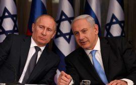 نتنياهو لبوتين: إسرائيل مصممة على كبح التموضع الإيراني في سورية