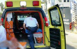 اللد: نقل طفل للمستشفى واعتقال والده